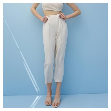 Dámske elegantné nohavice Reserved