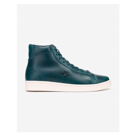 Converse Pro Leather Unlined Tenisky Zelená