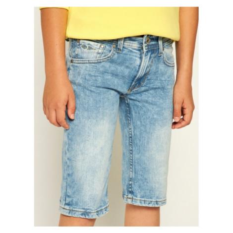 Džínsové šortky Pepe Jeans