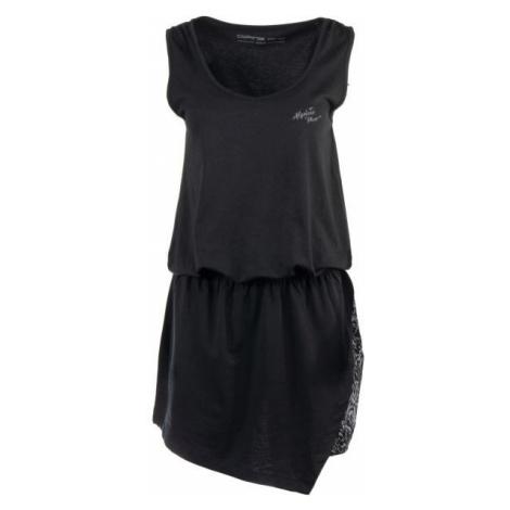 ALPINE PRO ROTEMA 3 čierna - Dámske šaty