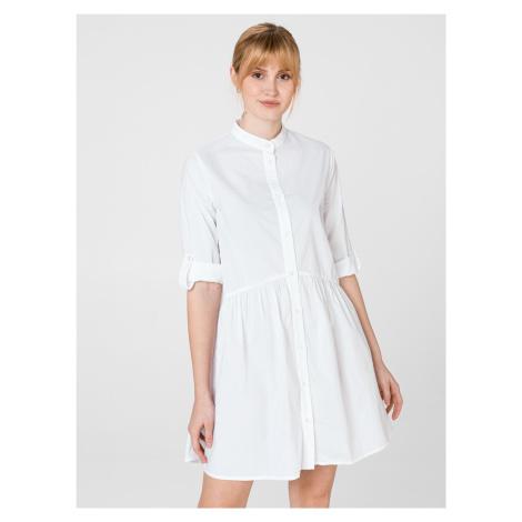 Šaty Replay Biela