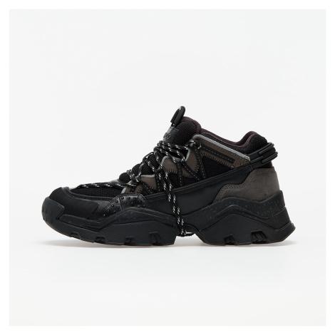 KENZO Low top sneaker Black