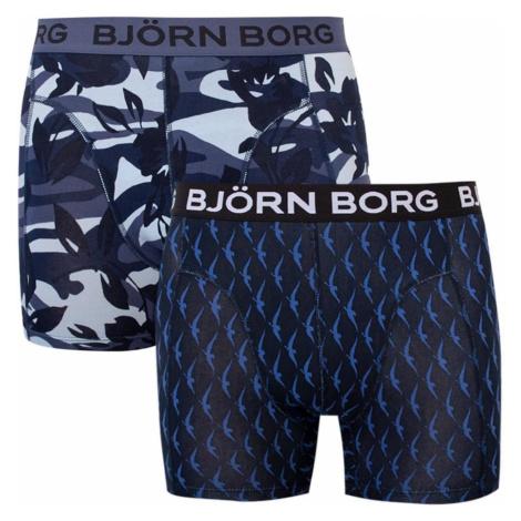 2PACK men's boxers Bjorn Borg multicolored