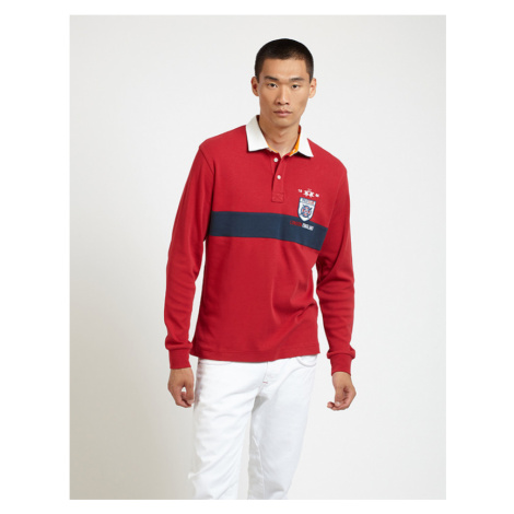 Polokošeľa La Martina Man Polo L/S Jersey Interlock