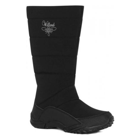 Willard CORTINA W čierna - Dámska zimná obuv