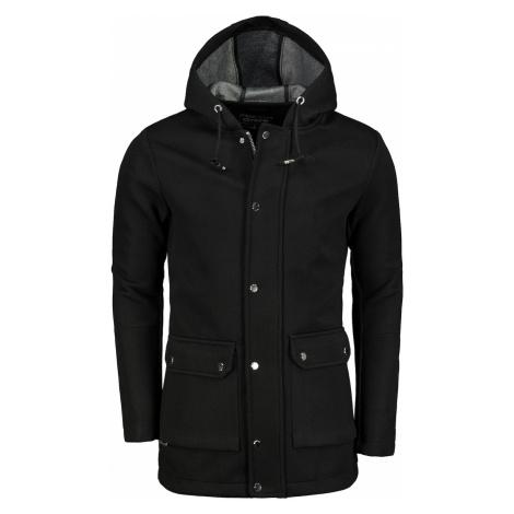 Pánsky kabát Ombre C454