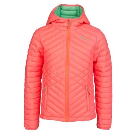 Head VICKY oranžová - Detská zimná bunda