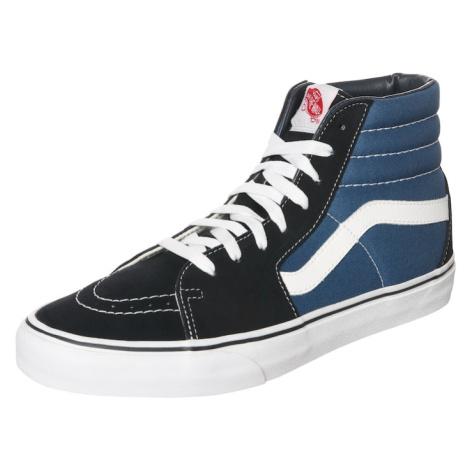 VANS Členkové tenisky 'Sk8-Hi'  námornícka modrá / čierna / biela