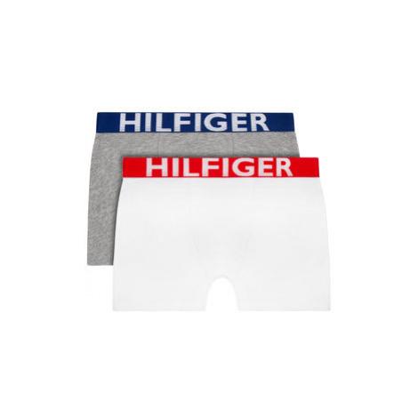 Tommy Hilfiger Súprava 2 párov boxeriek UB0UB90012 Biela