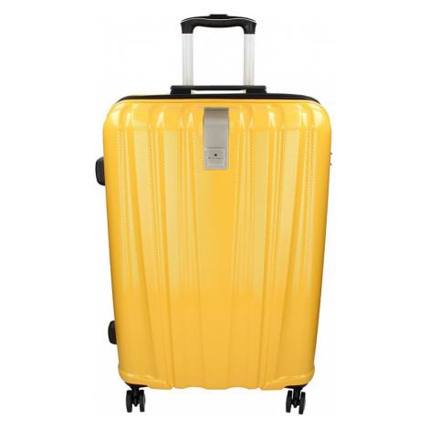 Cestovný kufor Snowball Lada L - žltá