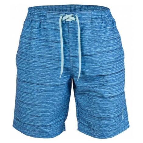 Aress GILROY modrá - Pánske šortky