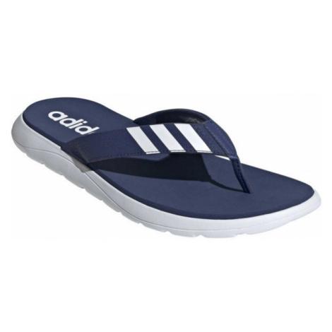adidas COMFORT FLIP FLOP tmavo modrá - Pánske žabky