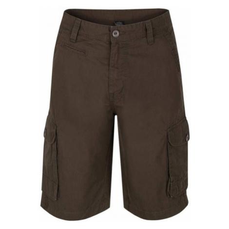 Loap VELDOR hnedá - Pánske šortky