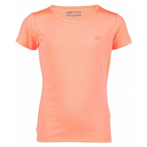 Lotto VIVI oranžová - Dievčenské športové tričko