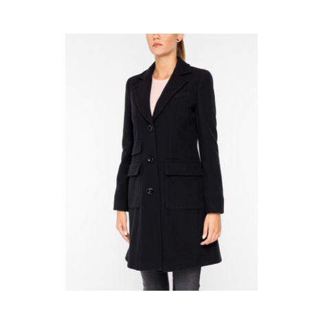 Emporio Armani Zimný kabát 6G2L61 2N3IZ 0999 Čierna Regular Fit