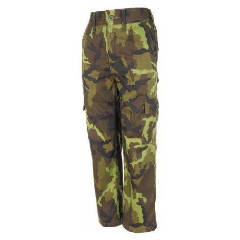 Detské nohavice MFH® BDU - AČR vzor 95 woodland
