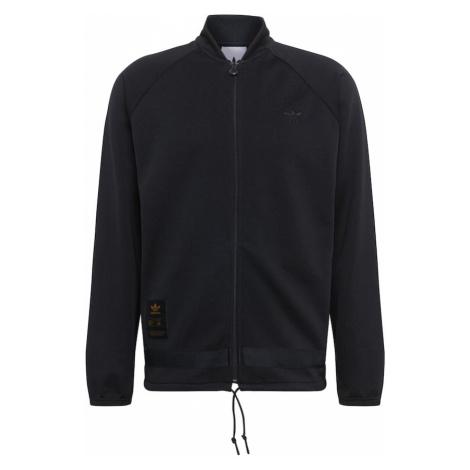 ADIDAS ORIGINALS Prechodná bunda  čierna