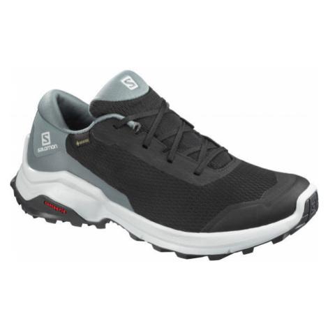 Salomon X REVEAL GTX W čierna - Dámska vodeodolná obuv
