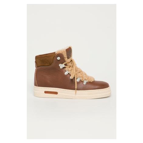 Gant - Kožená obuv Breonna