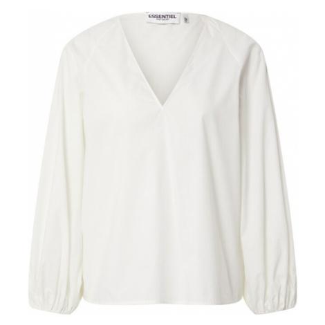 Essentiel Antwerp Tričko 'Zelon'  biela