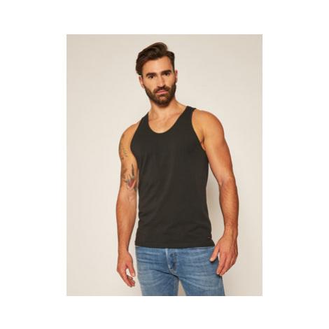 TOMMY HILFIGER 2-dielna súprava tričiek UM0UM01835 Čierna Regular Fit