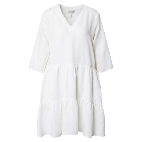 CINQUE Šaty 'ELVIDA'  prírodná biela