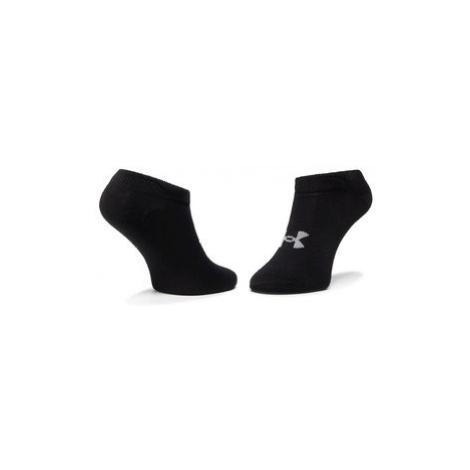 Under Armour Súprava 6 párov členkových dámskych ponožiek 1332981 Čierna