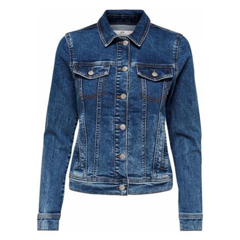 Jacqueline de Yong Dámska džínsová bunda JDYFARIA Medium Blue
