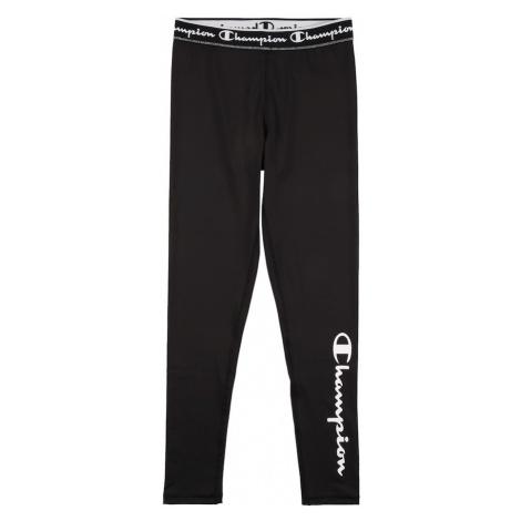 Champion Authentic Athletic Apparel Legíny  čierna / biela