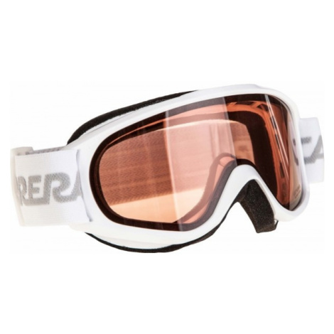 Carrera ARTHEMIS biela - Dámske lyžiarske okuliare
