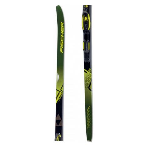 Fischer TWIN SKIN CRUISER EF + TOUR STEP-IN IFP - Bežecké lyže na klasiku s podporou stúpania