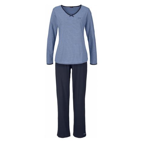H.I.S Pyžamo  modrá