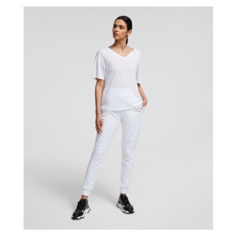 Tepláky Karl Lagerfeld Address Logo Sweatpants