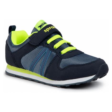 Sneakersy SPRANDI - CP23-15778 Cobalt Blue 1