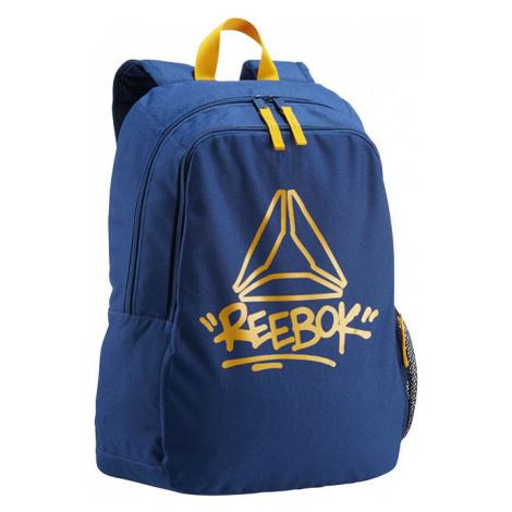 Reebok ruksak QM807142R98 modrá
