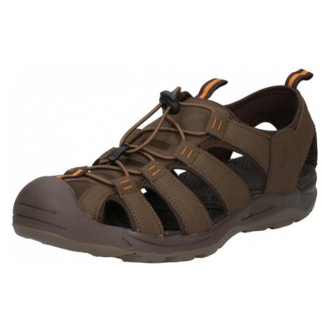 Kamik Sandále 'BYRON BAY 2'  svetlooranžová / okrová