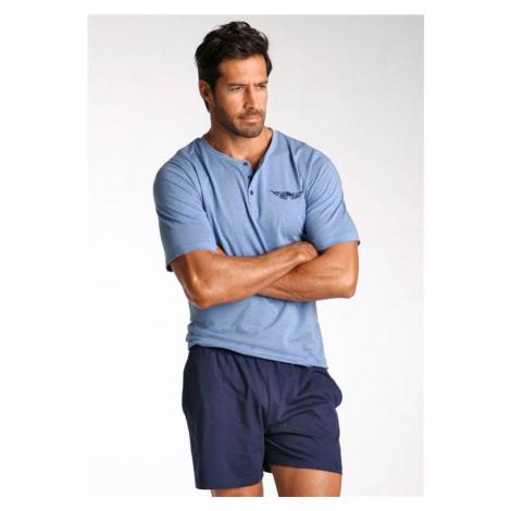 ARIZONA Krátke pyžamo 'Arizona'  modrá