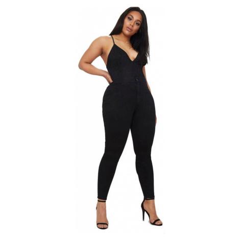 Skinny džínsy s vysokým pásom PrettyLittleThing