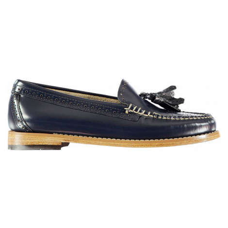 Bass Weejuns Estelle Brogue Navy