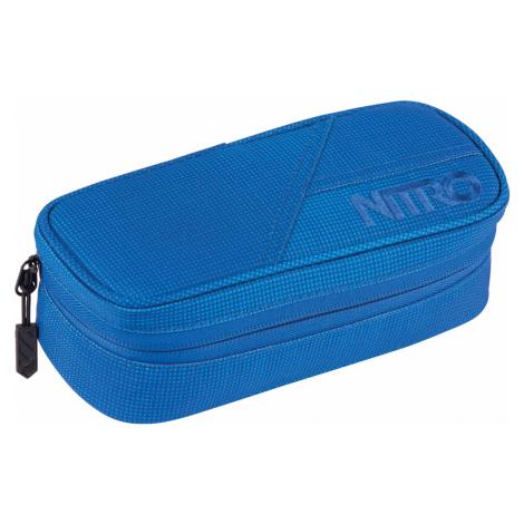 Nitro Pencil case Blur brilliant blue