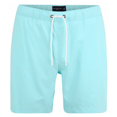 Abercrombie & Fitch Plavecké šortky  vodová