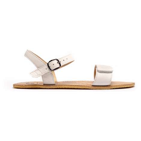 Barefoot sandále Be Lenka Grace - White 36