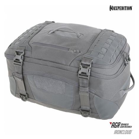 Cestovná taška MAXPEDITION® AGR™ Ironcloud - sivá