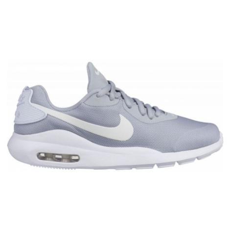 Nike AIR MAX OKETO šedá - Detská vychádzková obuv