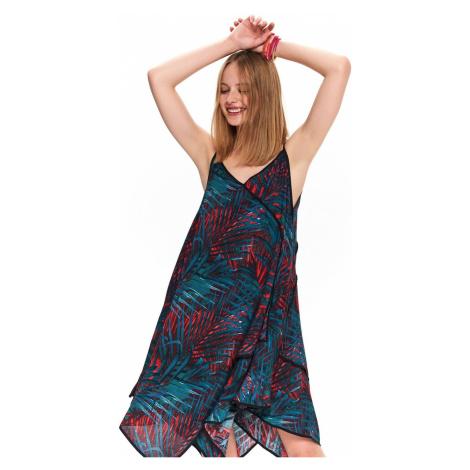 Top Secret dámske šaty s potlačou