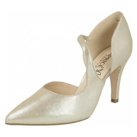 CAPRICE Sandále  zlatá