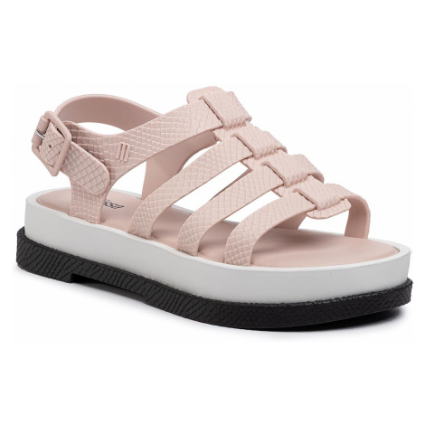 Sandále MELISSA - Flox III Snake Ad 32763  Pink/White/Black 53461