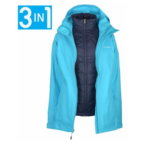 Columbia Trail 3in1 Jacket Ladies