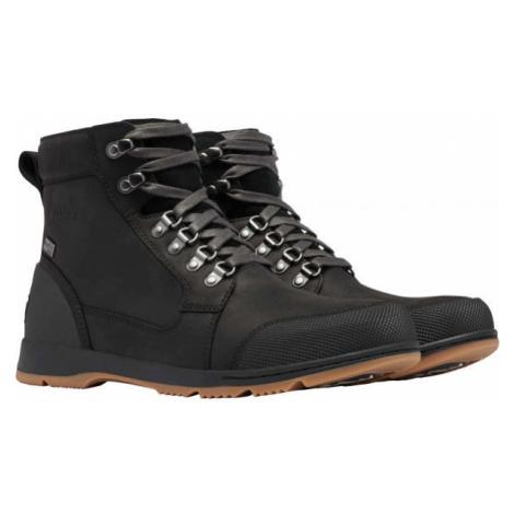 Sorel ANKENY II MID OD čierna - Pánska zimná obuv