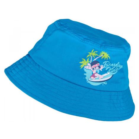 Lewro REILLY modrá - Chlapčenský klobúčik